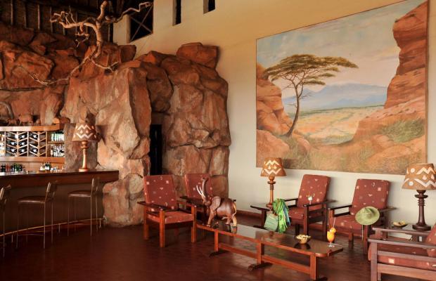 фотографии отеля Kilaguni Serena Safari Lodge изображение №7