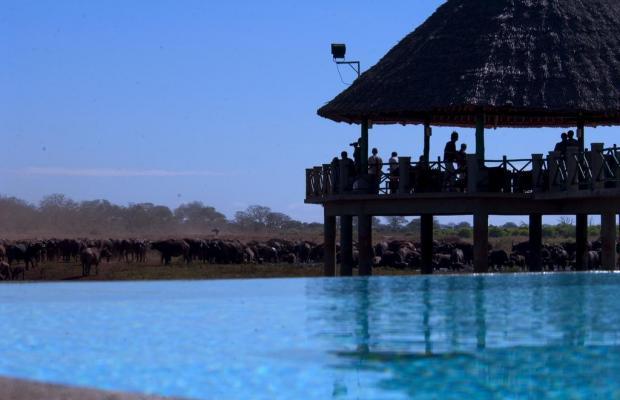 фото отеля Voi Wildlife Lodge изображение №21