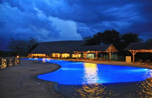 фото отеля Voi Wildlife Lodge изображение №9