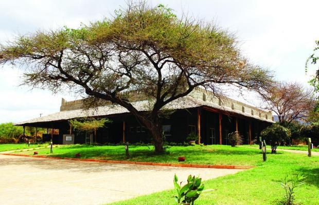 фотографии отеля Voi Wildlife Lodge изображение №3