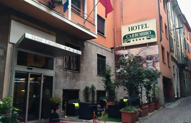 фото отеля Hotel Carrobbio изображение №1