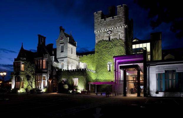 фотографии отеля Clontarf Castle изображение №11