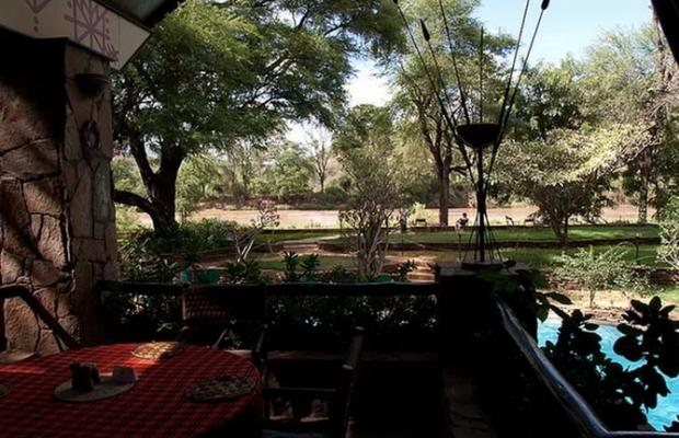 фото отеля Samburu Serena Safari Lodge изображение №13