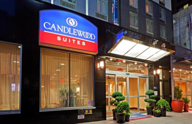 фотографии Candlewood Suites Time Square изображение №8