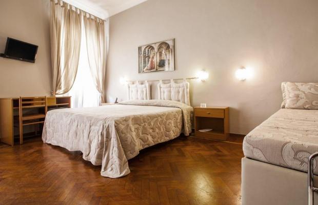 фотографии отеля Hotel Lombardia Florence изображение №7
