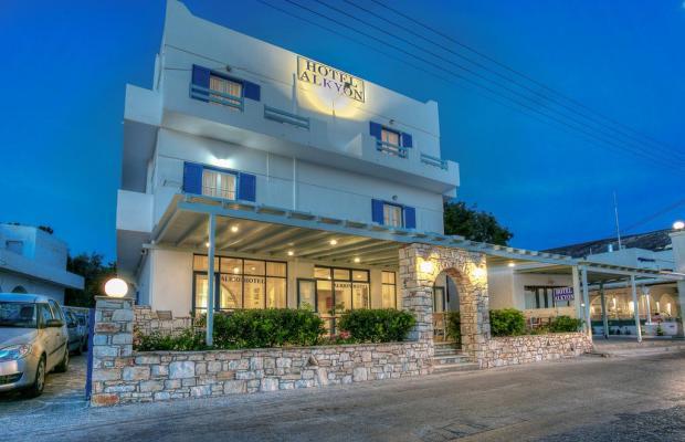 фотографии Hotel Alkyon изображение №8