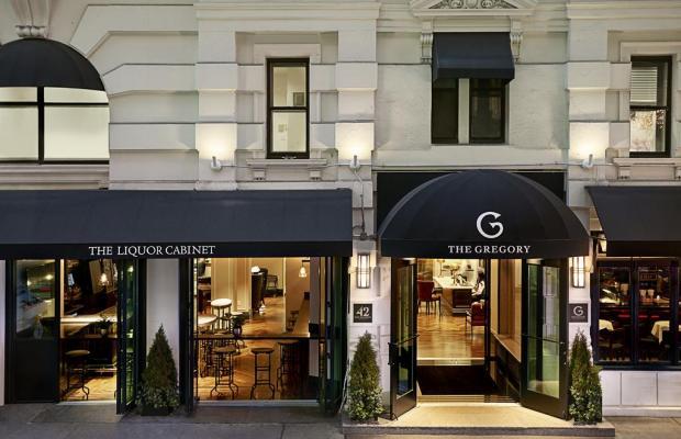 фото отеля The Gregory Hotel (ex. Comfort Inn Manhattan) изображение №1