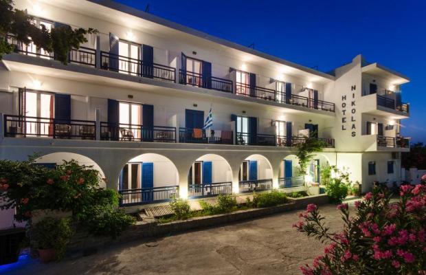 фотографии Nikolas Hotel изображение №4