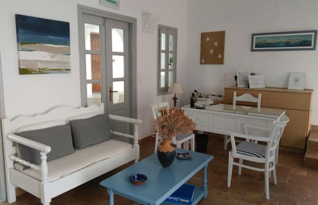 фотографии Roussos Beach Hotel изображение №24