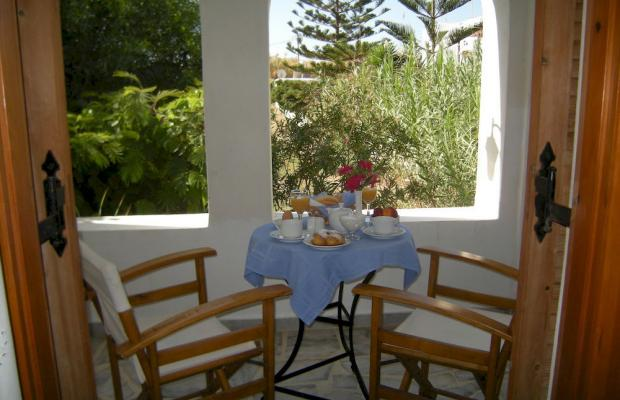 фотографии отеля Roussos Beach Hotel изображение №15