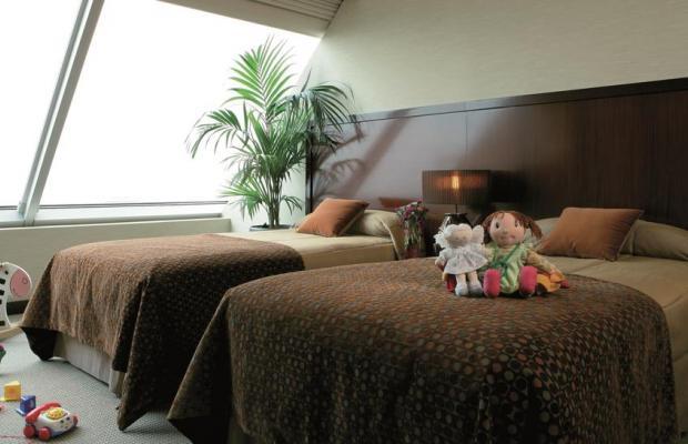 фото Hotel Hesperia Tower изображение №70