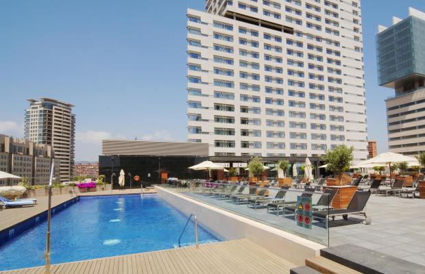фото отеля Hilton Diagonal Mar Barcelona изображение №1