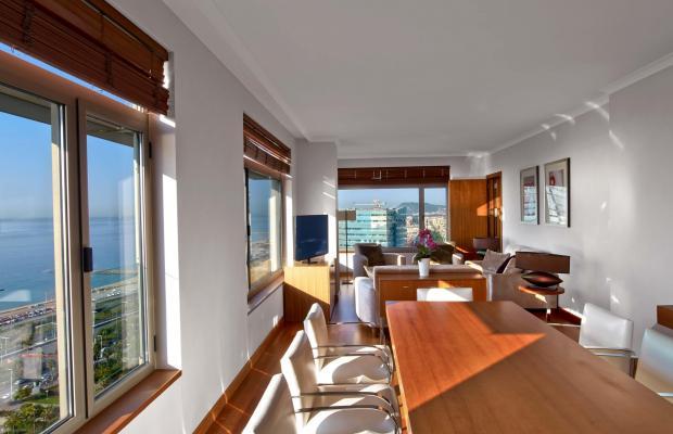 фото отеля Hilton Diagonal Mar Barcelona изображение №93