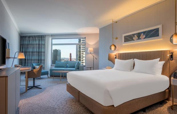 фотографии отеля Hilton Diagonal Mar Barcelona изображение №71