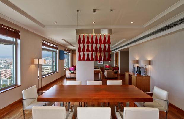 фотографии отеля Hilton Diagonal Mar Barcelona изображение №27