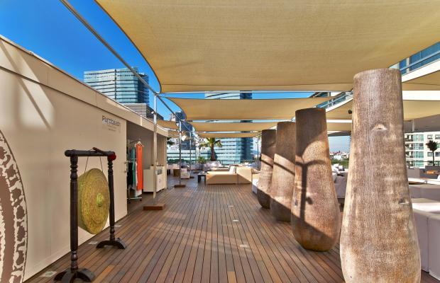 фото Hilton Diagonal Mar Barcelona изображение №18
