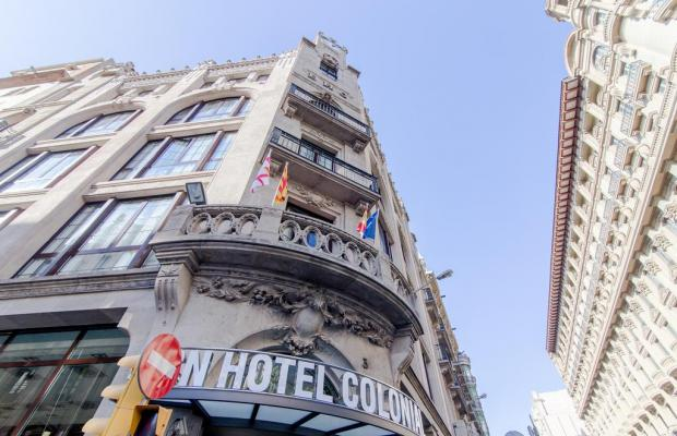 фото Hotel Colonial Barcelona изображение №2