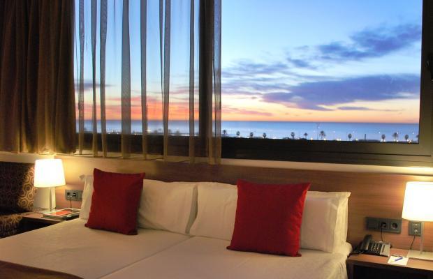 фотографии Hotel 4 Barcelona изображение №16