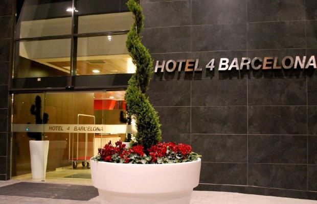 фото Hotel 4 Barcelona изображение №6