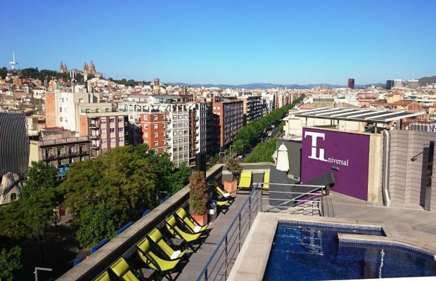 фото отеля Hotel Barcelona Universal изображение №49