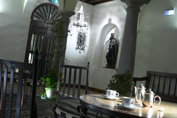 фотографии Parador de Granada изображение №12