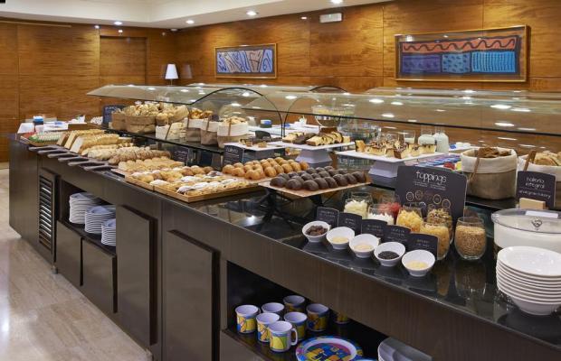 фотографии отеля NH Barcelona Eixample (ex. NH Master) изображение №19