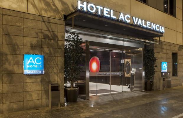 фото отеля AC Hotel Valencia изображение №1