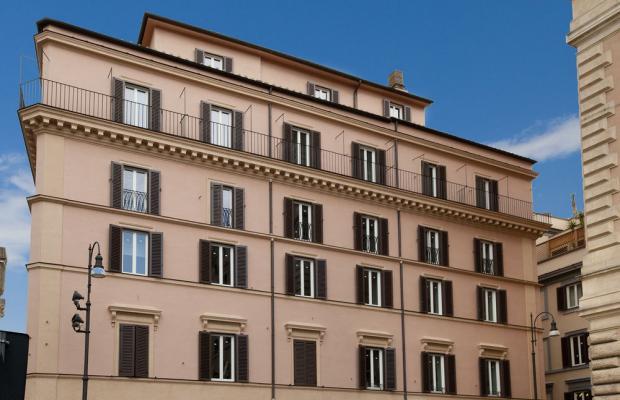 фото отеля ORIANA SUITES ROME изображение №1