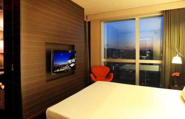 фотографии отеля Novotel Barcelona City изображение №11