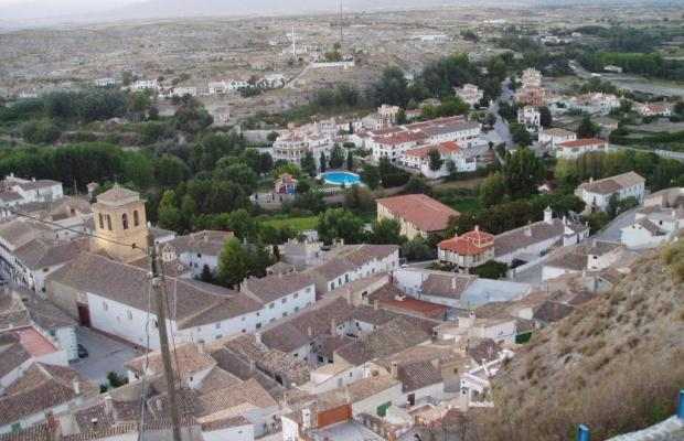 фото отеля Casas Cueva El Mirador de Galera изображение №13