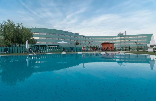 фотографии отеля Barcelona Airport Hotel изображение №23
