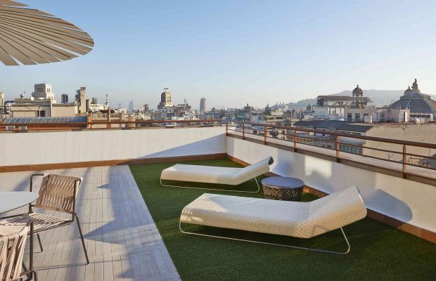 фотографии NH Collection Barcelona Gran Hotel Calderon (ex. NH Barcelona Calderon) изображение №36