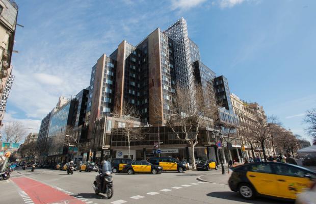 фото NH Collection Barcelona Gran Hotel Calderon (ex. NH Barcelona Calderon) изображение №6