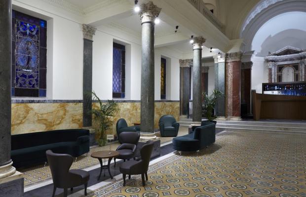 фотографии отеля Hotel The Building изображение №15