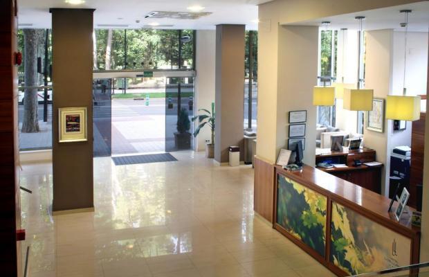 фотографии отеля Sercotel Hotel Los Llanos изображение №23