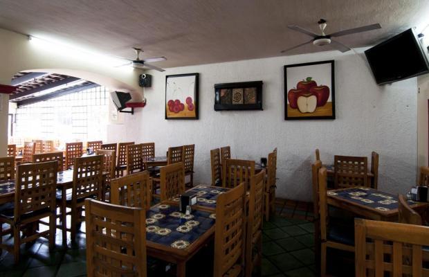 фотографии отеля Arboledas Expo изображение №15