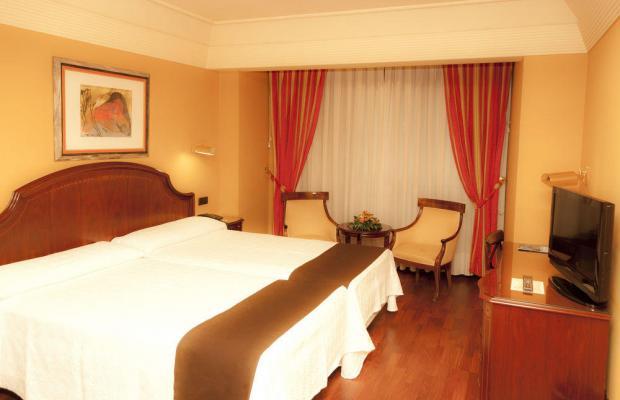 фотографии отеля Hotel Sercotel Corona de Castilla изображение №39