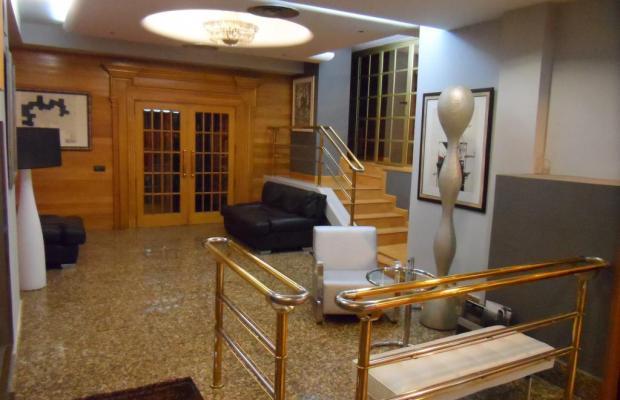 фотографии отеля Hotel Sercotel Corona de Castilla изображение №7