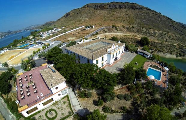 фотографии отеля Caserio de Iznajar изображение №15