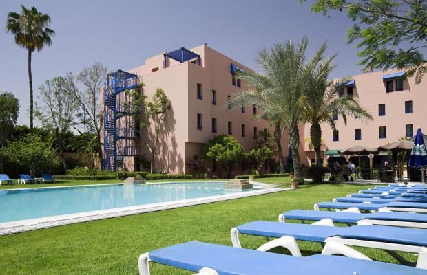 фото отеля Ibis Moussafir Marrakech Centre Gare изображение №13