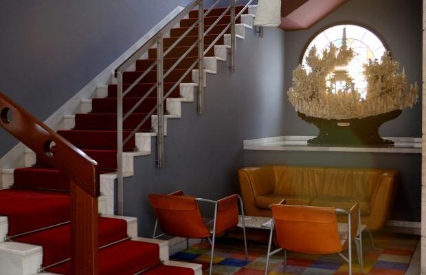 фотографии отеля Silken Villa de Aviles изображение №31