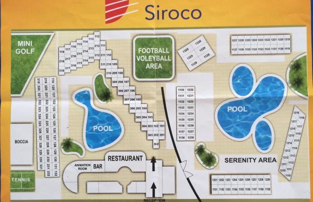фотографии отеля Club Siroco изображение №27
