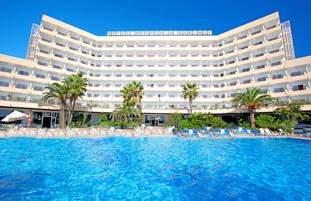фотографии отеля Best Hotel Sabinal (ex. Hotel Hesperia Sabinal) изображение №3