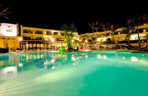 фотографии Hotel THB Flora изображение №8