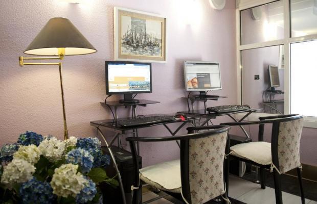 фотографии отеля Pinamar изображение №11