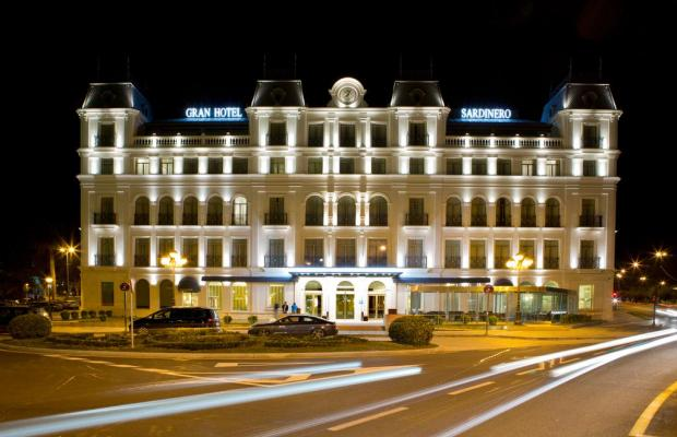 фотографии отеля Gran Hotel Sardinero изображение №7