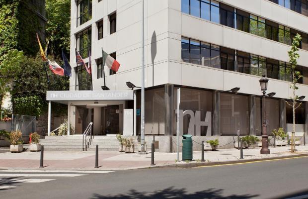 фото отеля NH Ciudad de Santander изображение №1