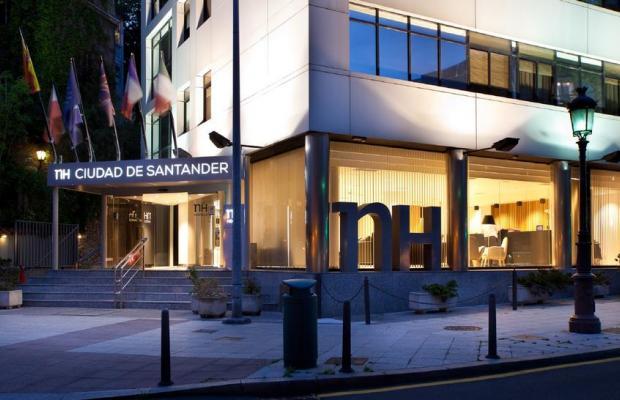 фото NH Ciudad de Santander изображение №26