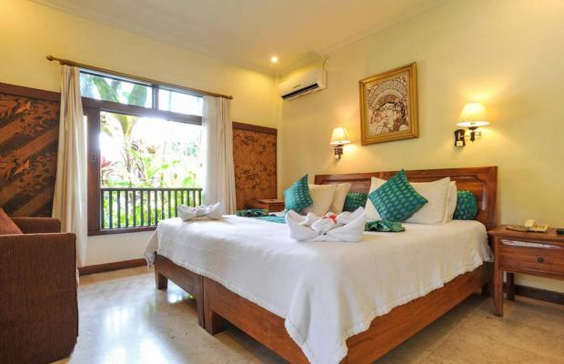 фотографии отеля Puri Saraswati Bungalow изображение №19