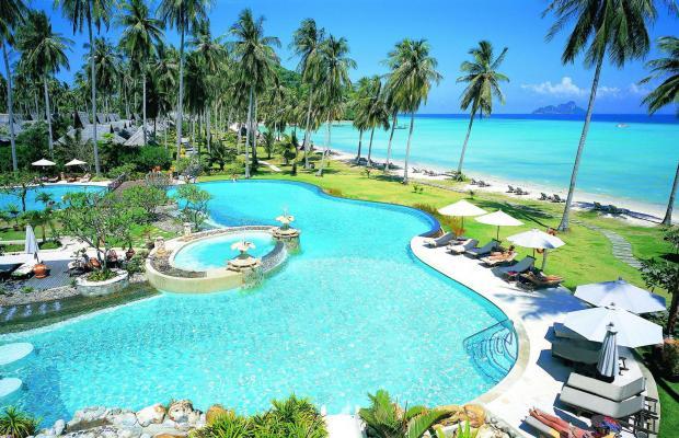 фото отеля Phi Phi Island Village Beach Resort (ex. Outrigger Phi Phi Island Resort & Spa) изображение №1